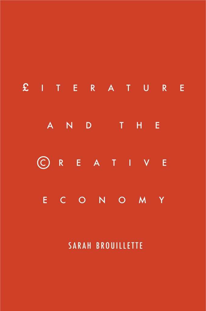 Literature and the Creative Economy